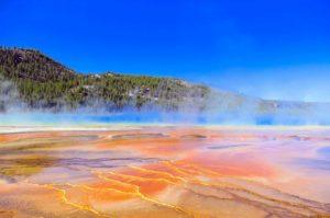 Lac geothermique